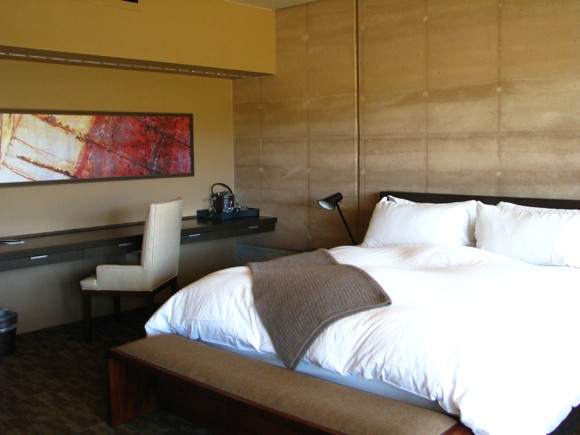 Bed in New Eco Suite