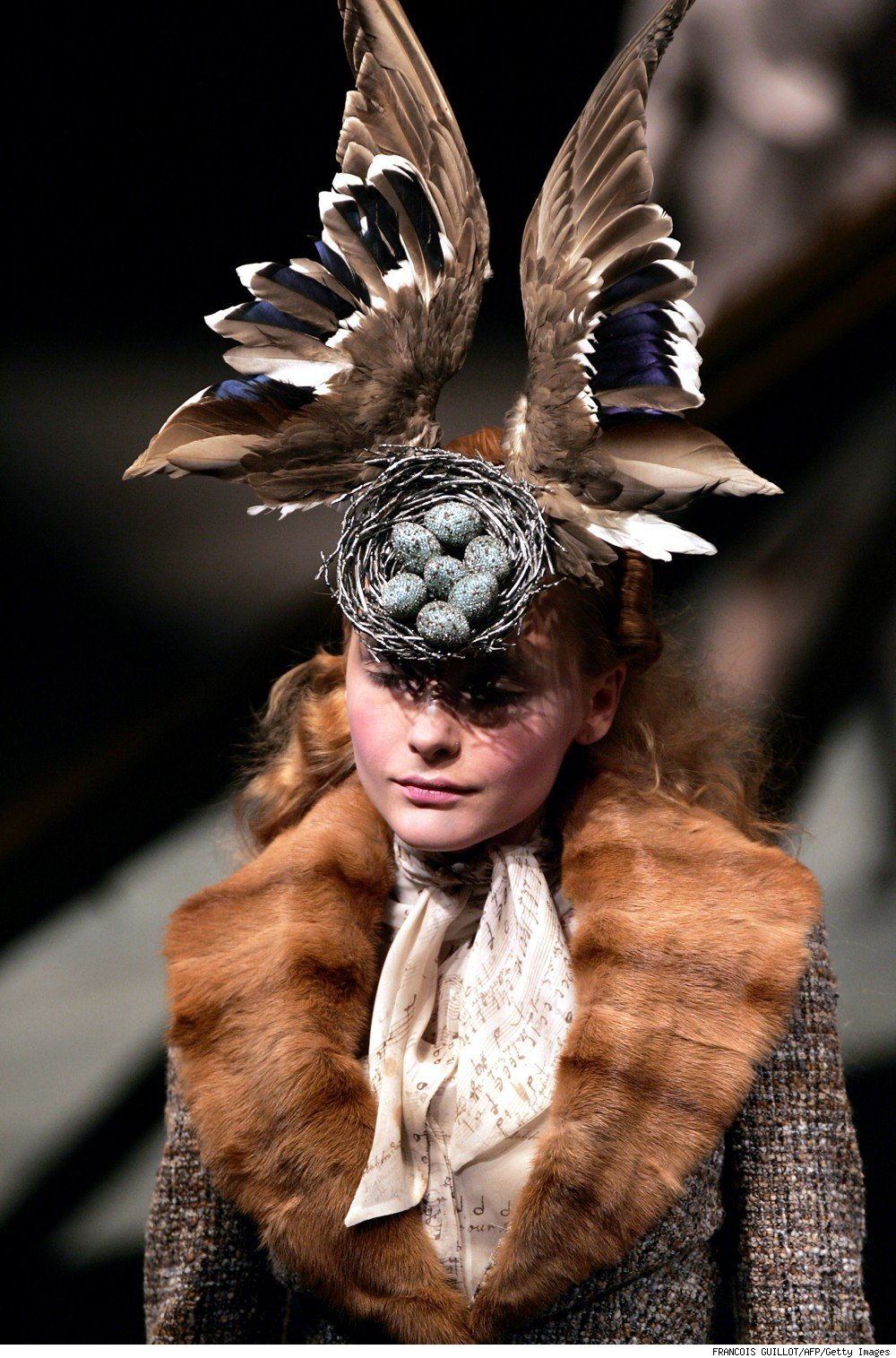 Alexander McQueen Fashion Show
