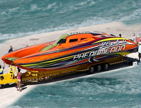 world's fastest speedboat