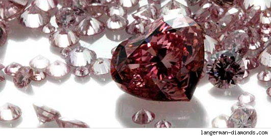 Langerman Colored Diamonds