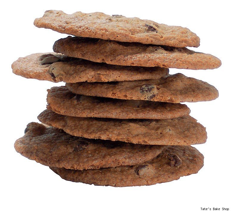 Tate's Bake Shop's award-winning cookies.