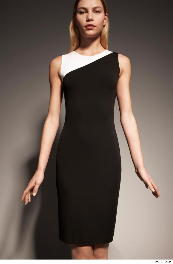 Sleeveless Matte Jersey Dress