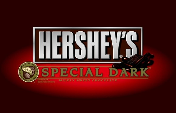 Luxist Giveaway: &lt;I&gt;Hershey's&lt;/I&gt; Dark Chocolate