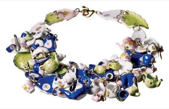 Tom Binns Alice in Wonderland Jewelry
