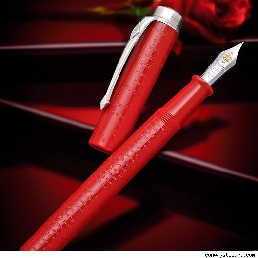 Conway Stewart Valentines Pen