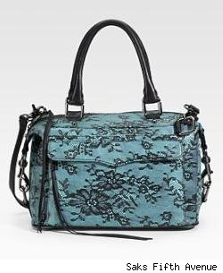 Rebecca Minkoff Lace Mab Satchel