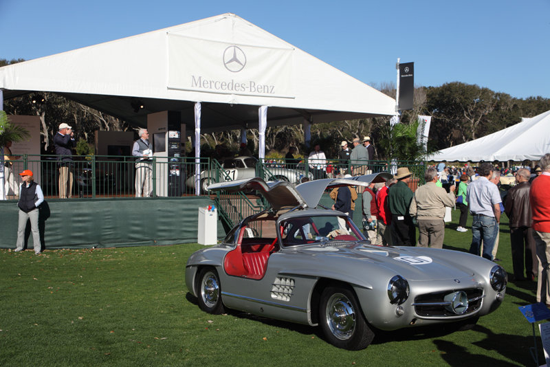 300 SL Gullwing