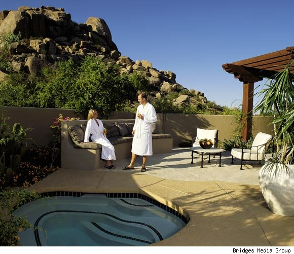 Golden Door Spa at The Boulders