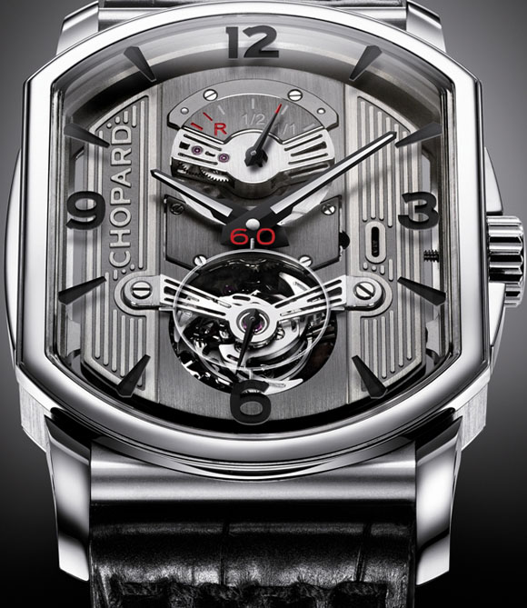 chopard l.u.c. engine one watch