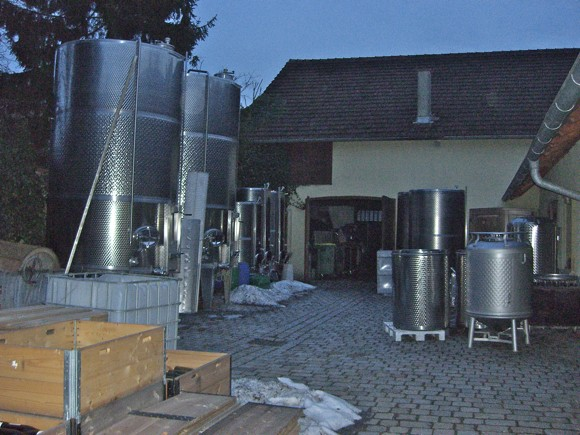 Vienna Winemaking