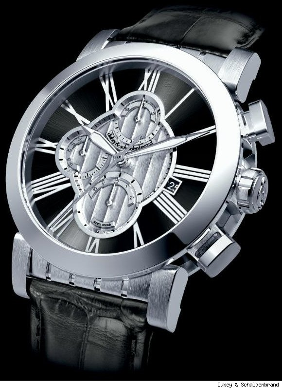 Dubey & Schaldenbrand new Spiral Watch