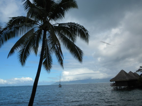 InterContinental Tahiti: Ocean View