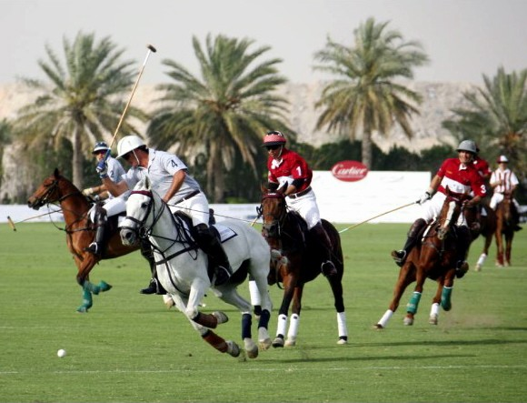 cartier dubai polo