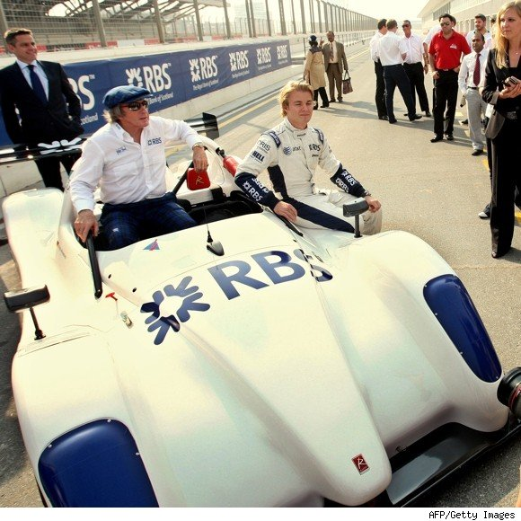 sir jackie stewart