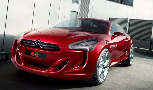 citroen concept car