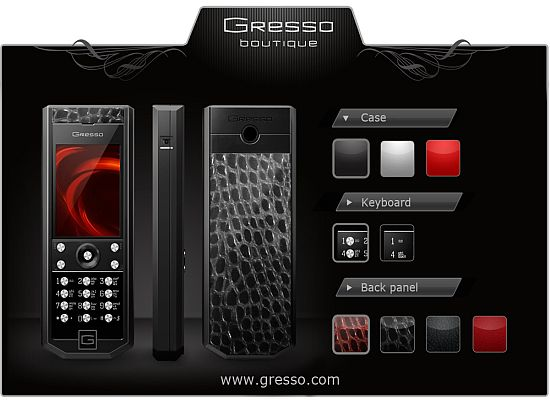 Gresso Mobile Phones