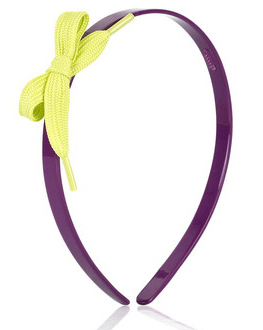 Marc by Marc Jacobs Shoe Lace Headband