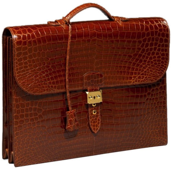 hermes briefcase