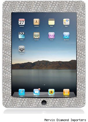 The World's First Diamond iPad