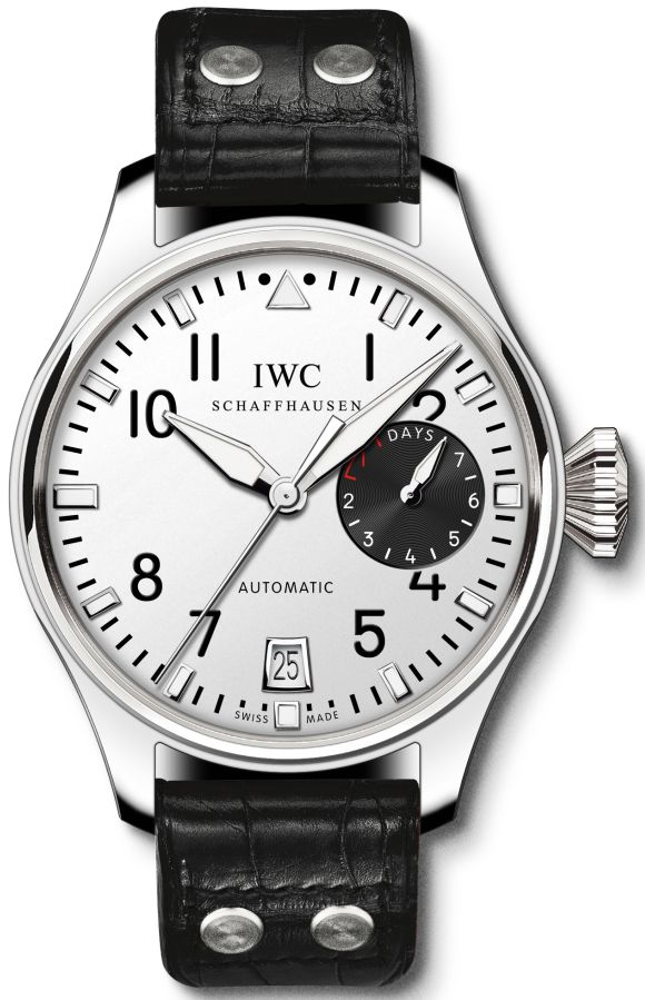 iwc tourneau big pilot watch