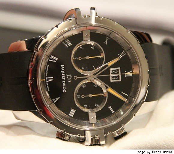 jacquet droz sw chronograph