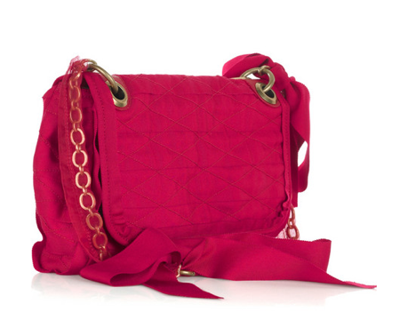 pink purse