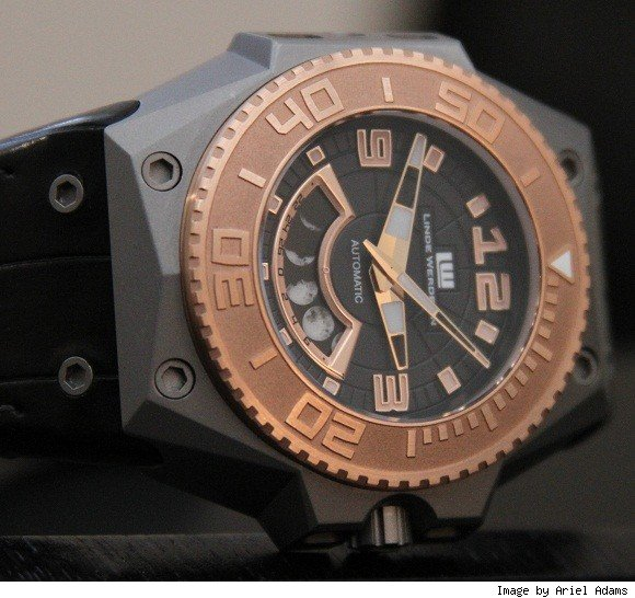 linde werdelin oktopus moonphase