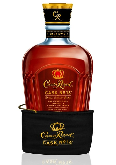 Crown Royal Cask #16 Canadian Whisky