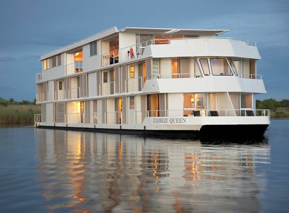 Zambezi Queen Luxury Safari Cruise