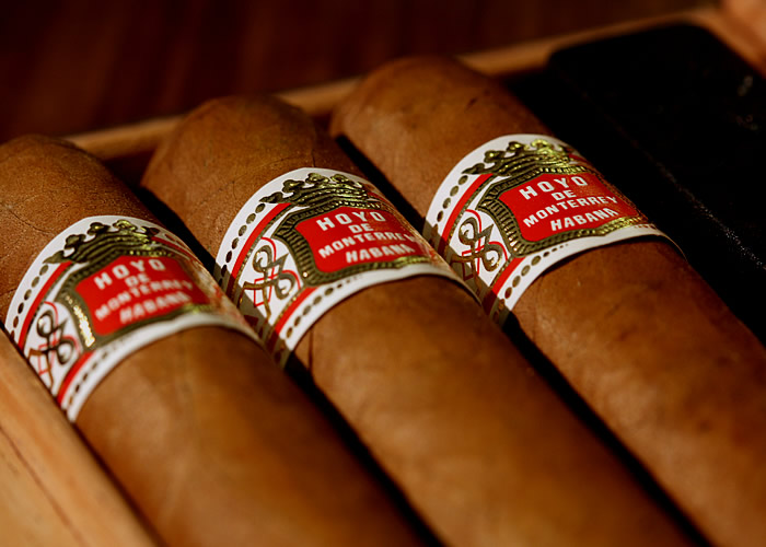 Hoyo De Monterrey cigars