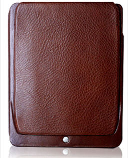 leather ipad