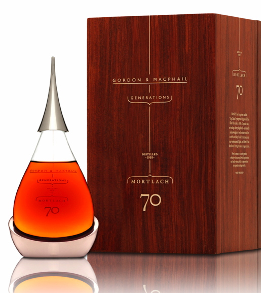 Oldest Whisky Mortlach