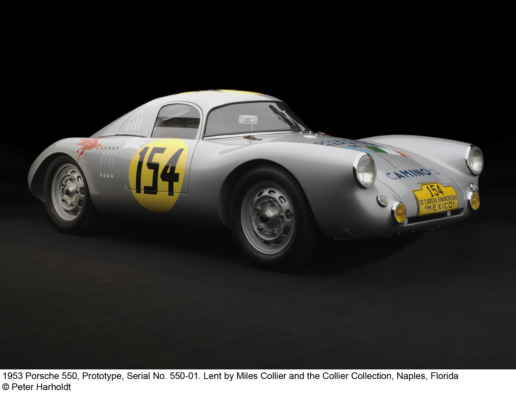 1953 Porsche 550