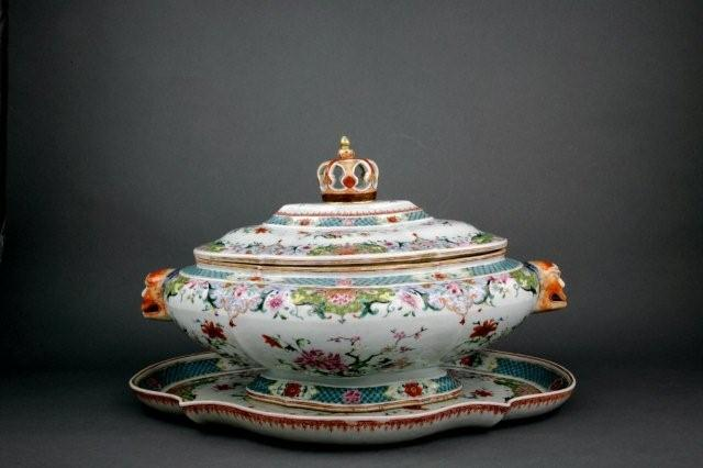 Rose Tureen
