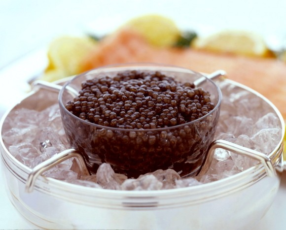river beluga caviar
