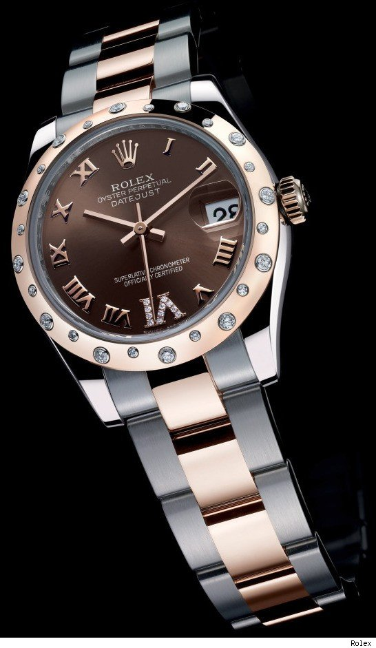 rolex oyster perpetual datejust lady watch