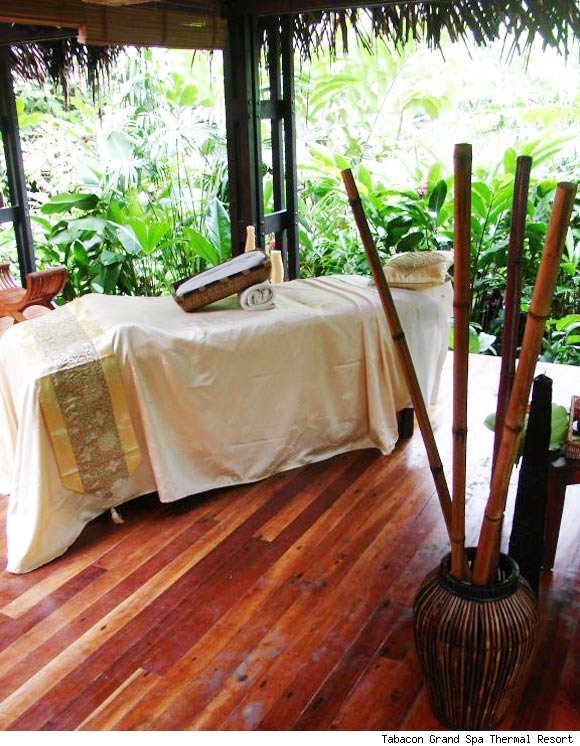 World's best spas