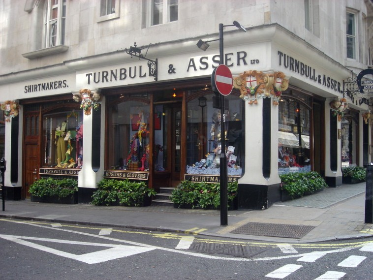Turnbull and Asser ties