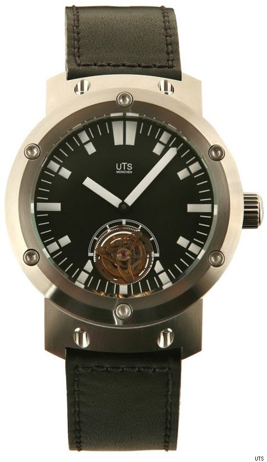 uts tourbillion watch
