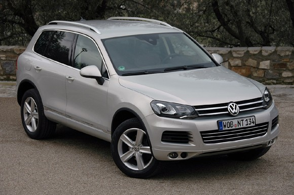 2011 volkswagen toureg hybrid