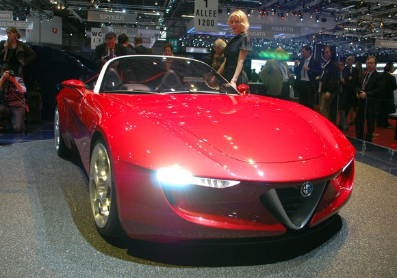 alfa romeo geneva