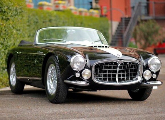 1955 maserati