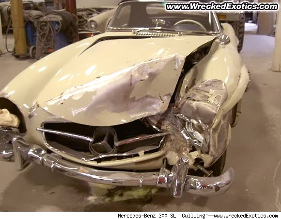 "Mercedes-Benz 300 SL ""Gullwing"": $700000"