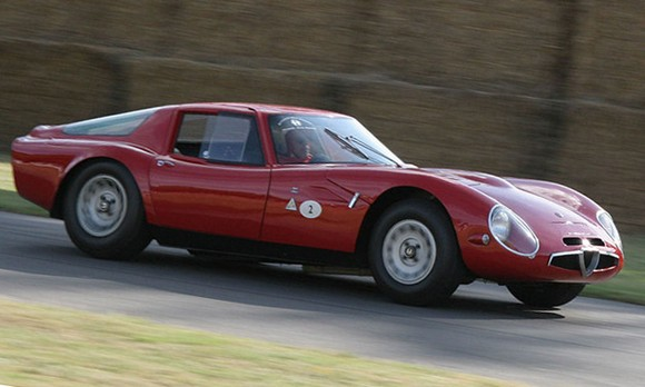 alfa romeo zagato