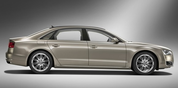 audi a8 limousine