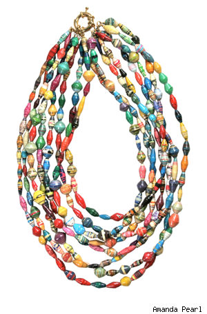 BeadforLife necklace, $348