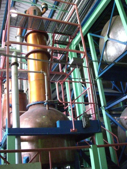 Distillery