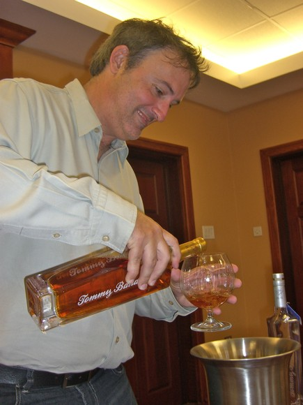 Richard Lawrence Seale Pours