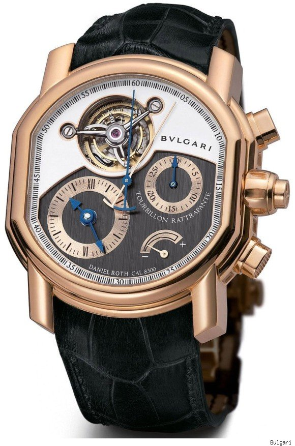 bulgari daniel roth tourbillon