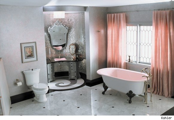 Famous Feminine Bathroom Ideas 580 X 402 · 49 KB · Jpeg